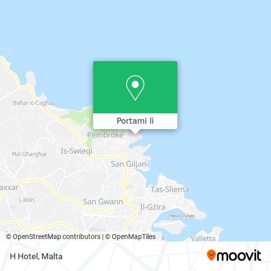 Mappa H Hotel