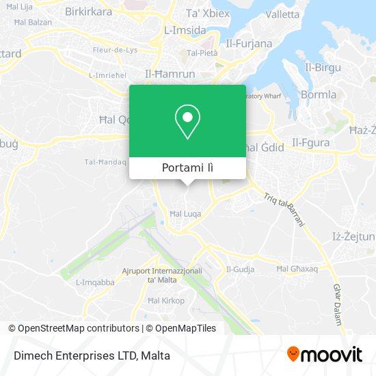Mappa Dimech Enterprises LTD