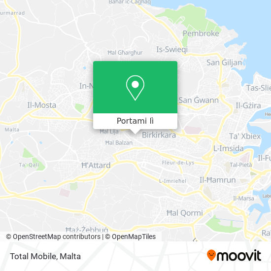 Mappa Total Mobile
