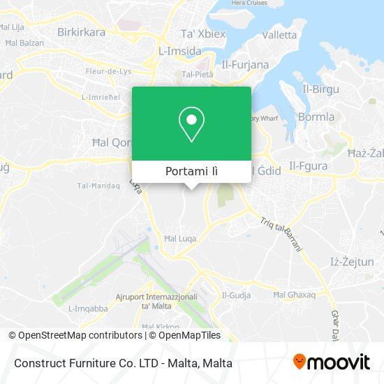 Mappa Construct Furniture Co. LTD - Malta