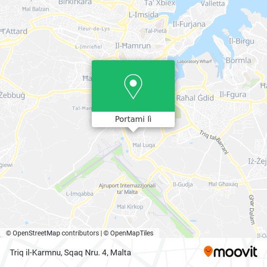 Mappa Triq il-Karmnu, Sqaq Nru. 4