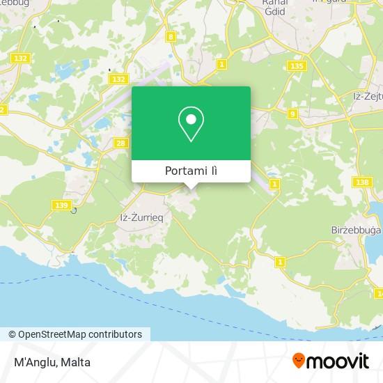 Mappa M'Anglu