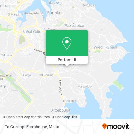 Mappa Ta Guzeppi Farmhouse