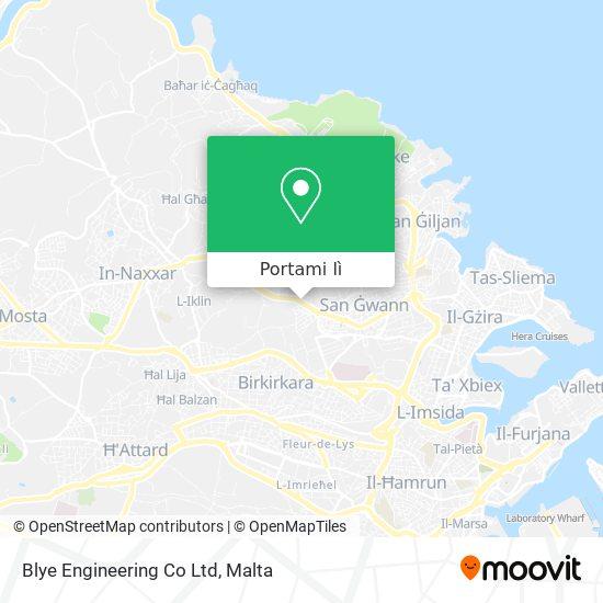 Mappa Blye Engineering Co Ltd