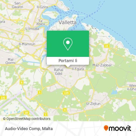 Mappa Audio-Video Comp