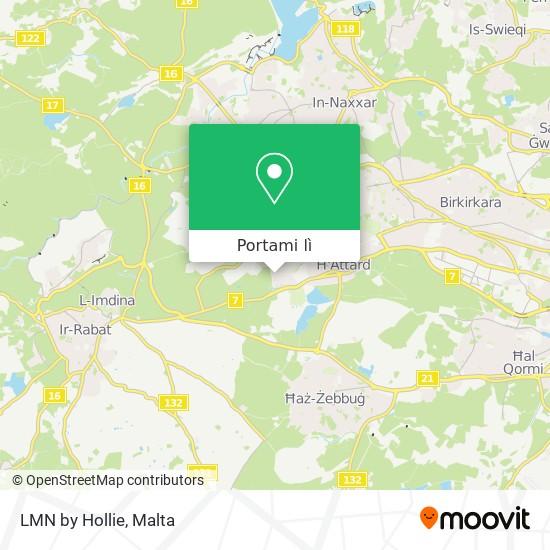 Mappa LMN by Hollie