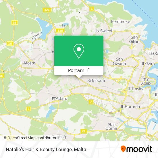 Mappa Natalie's Hair & Beauty Lounge