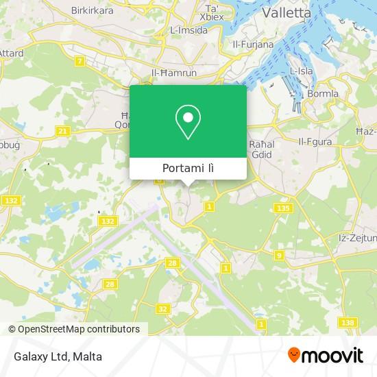 Mappa Galaxy Ltd