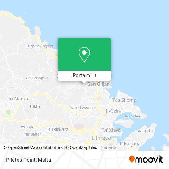 Mappa Pilates Point