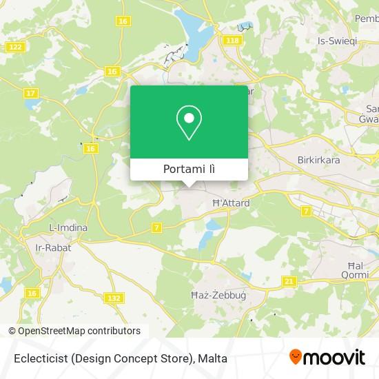 Mappa Eclecticist (Design Concept Store)