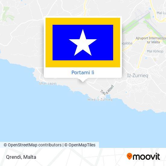 Mappa Qrendi