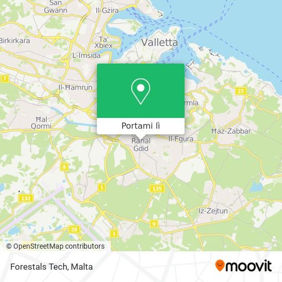 Mappa Forestals Tech