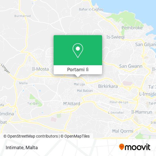 Mappa Intimate