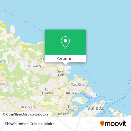 Mappa Shiva's Indian Cuisine