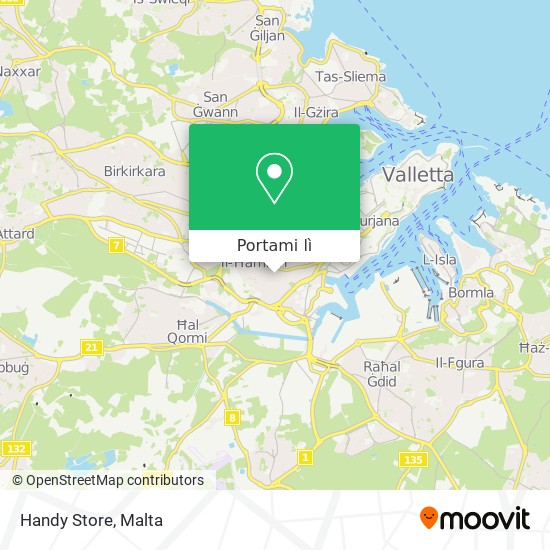 Mappa Handy Store