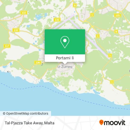 Mappa Tal-Pjazza Take Away