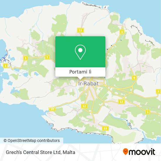 Mappa Grech's Central Store Ltd