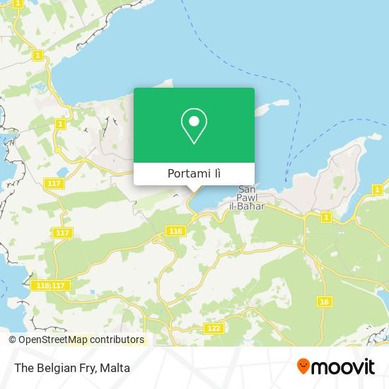 Mappa The Belgian Fry