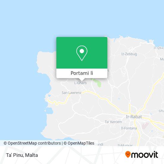 Mappa Ta' Pinu