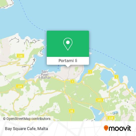 Mappa Bay Square Cafe