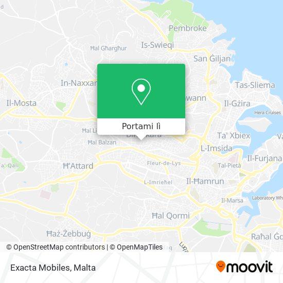 Mappa Exacta Mobiles