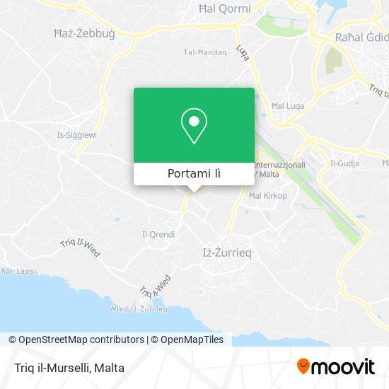 Mappa Triq il-Murselli