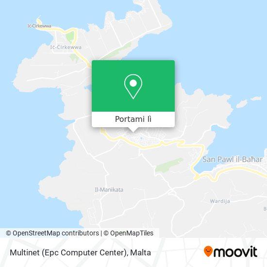 Mappa Multinet (Epc Computer Center)