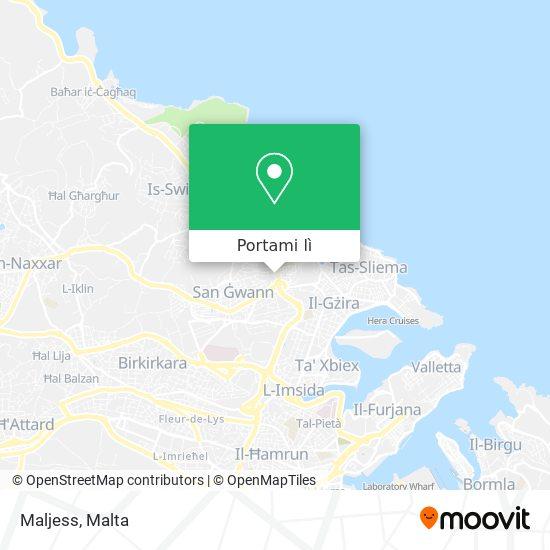 Mappa Maljess