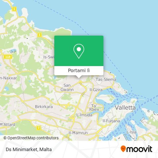 Mappa Ds Minimarket