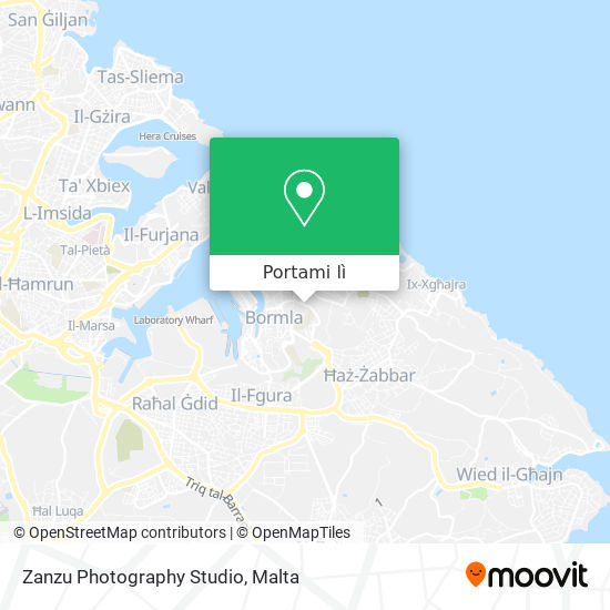Mappa Zanzu Photography Studio