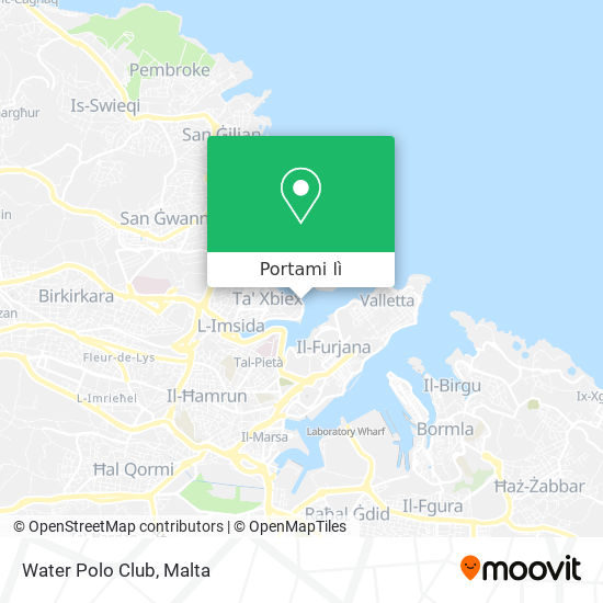 Mappa Water Polo Club