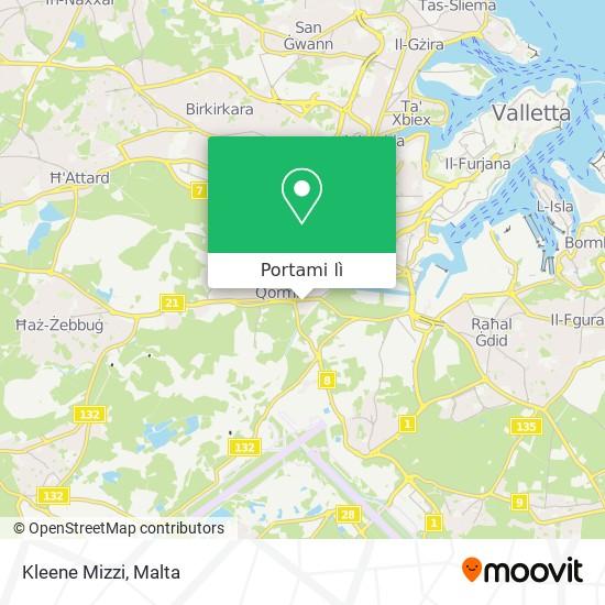 Mappa Kleene Mizzi