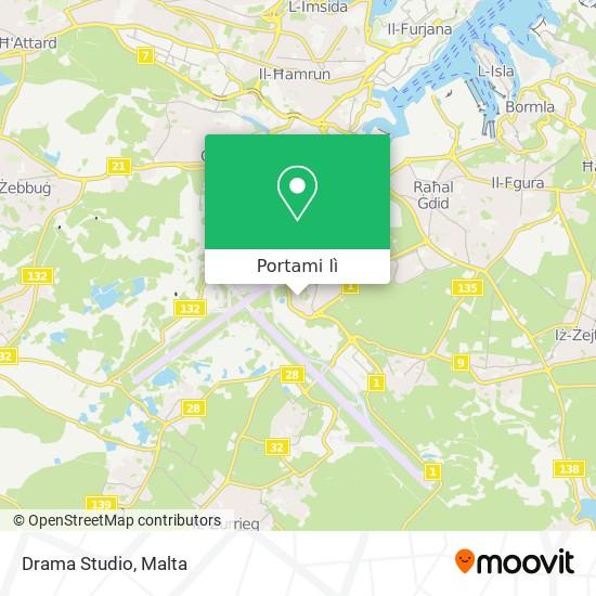 Mappa Drama Studio