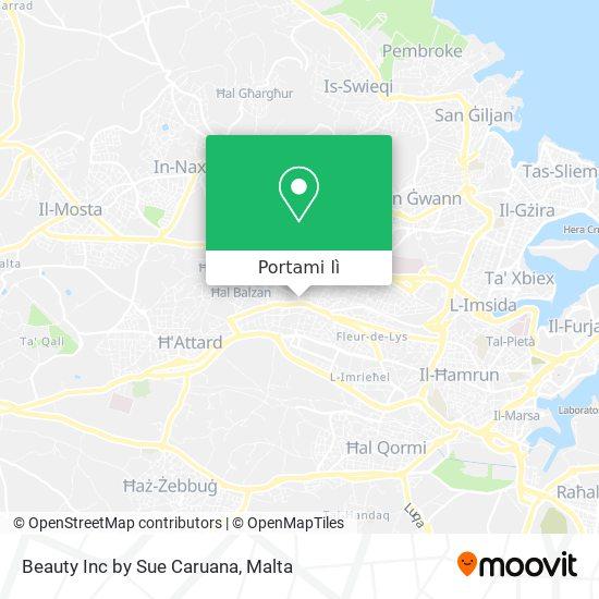 Mappa Beauty Inc by Sue Caruana