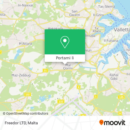 Mappa Freedor LTD