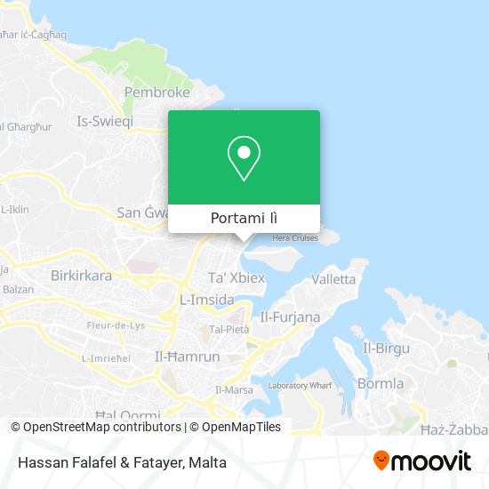 Mappa Hassan Falafel & Fatayer