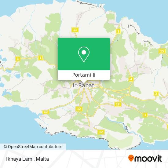 Mappa Ikhaya Lami