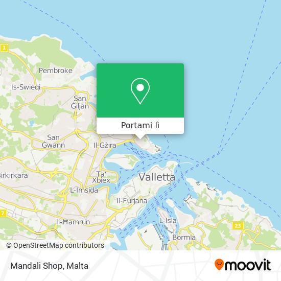 Mappa Mandali Shop