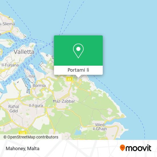 Mappa Mahoney