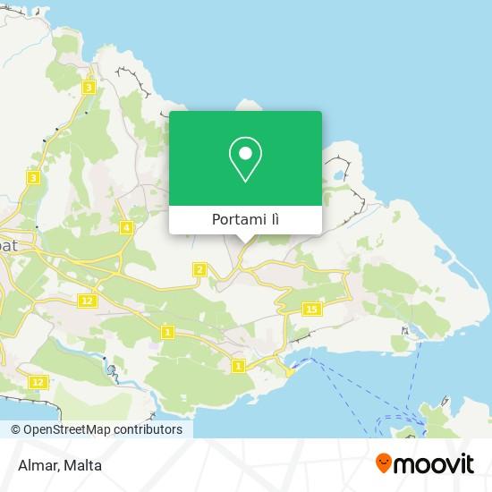 Mappa Almar