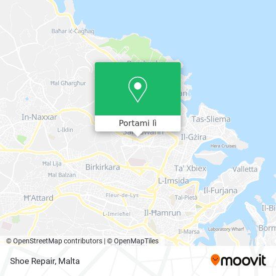 Mappa Shoe Repair