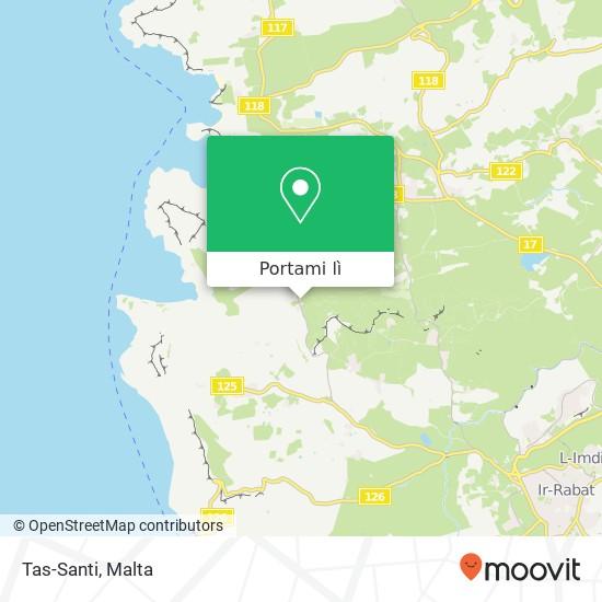 Mappa Tas-Santi