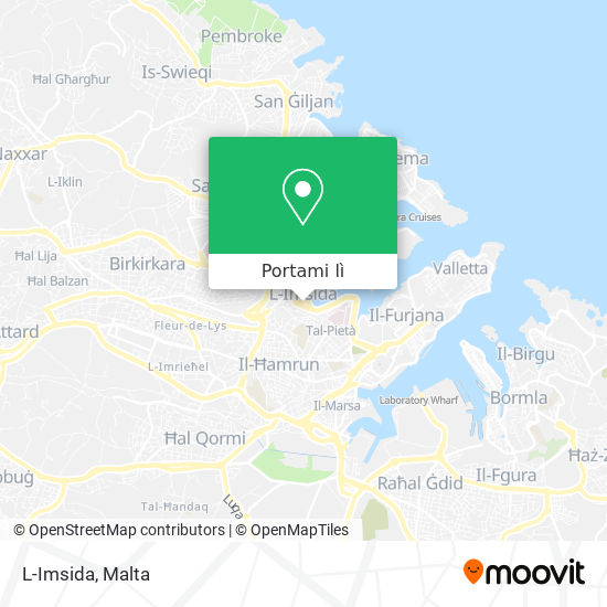 Mappa L-Imsida