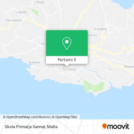 Mappa Sannat