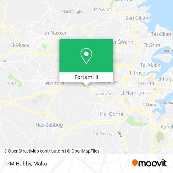 Mappa Pm Hobby