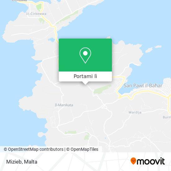 Mappa Mizieb