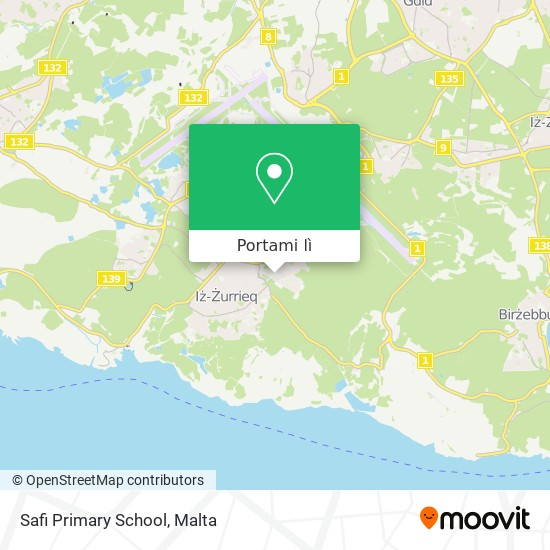 Mappa Safi Primary School