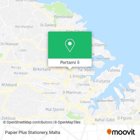 Mappa Papier Plus Stationery