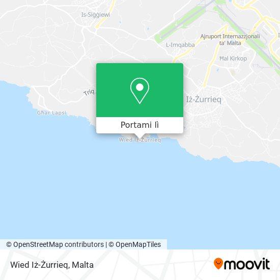 Mappa Wied Iz-Zurrieq