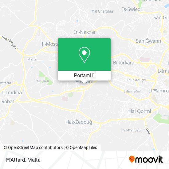 Mappa Ħ'Attard